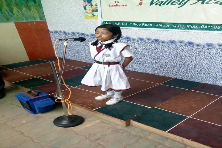 Sanskaar Valley Academy-Singing competition