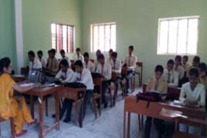Sanskar Bharti Convent School- Classroom