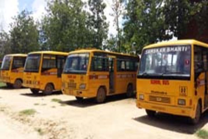Sanskar Bharti Convent School-Transport