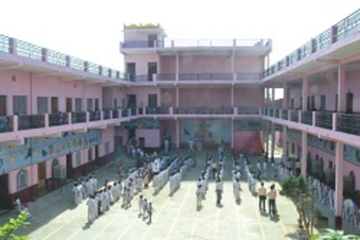 Sanskar Central Academy-Assembly