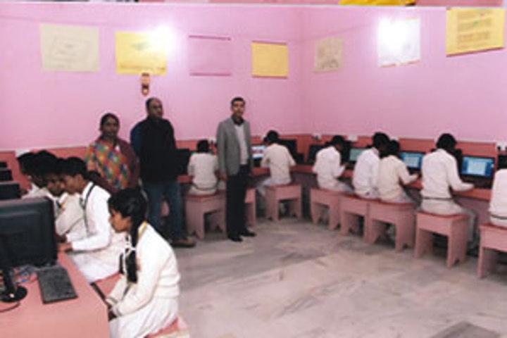 Sanskar Central Academy-Computer Lab