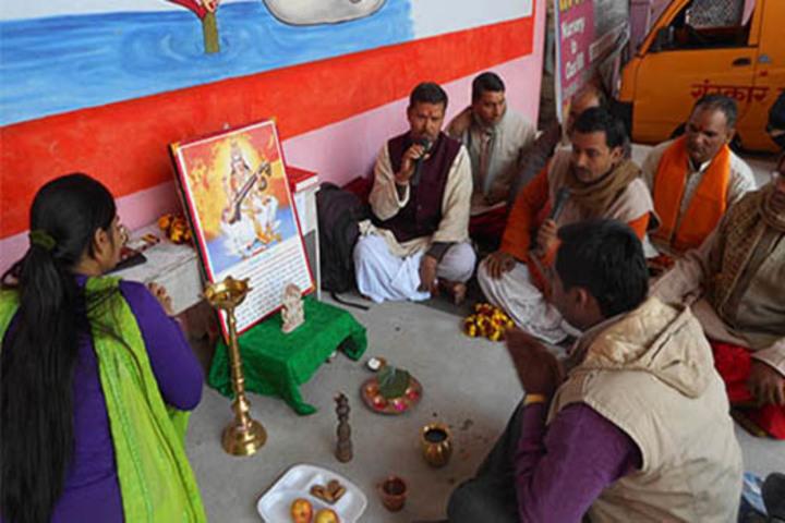 Sanskar Central Academy-Foundation Day