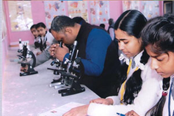 Sanskar Central Academy-Physics Lab