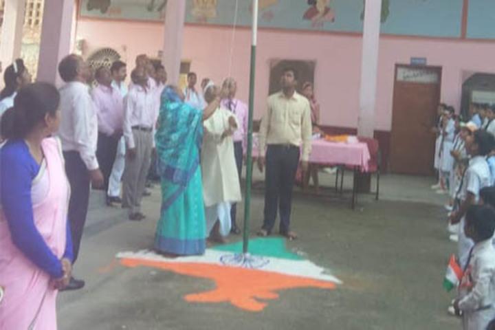 Sanskar Central Academy-Republic Day
