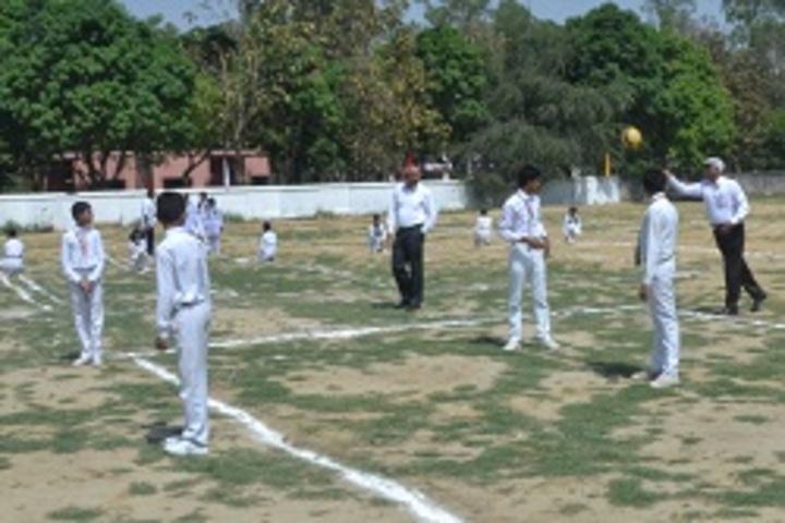 Sanskar Central Academy-Sports