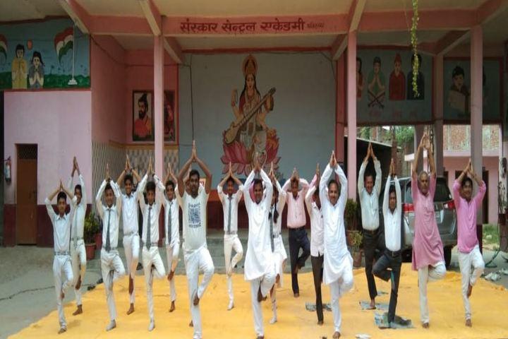 Sanskar Central Academy-Yoga