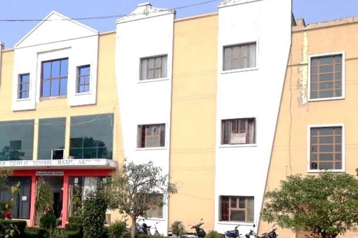 Sanskar Public School-School Building