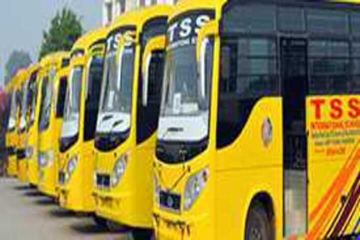 Sanskar Public School- Transport