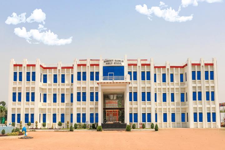 Sanskriti Sanskar Public School- School Building