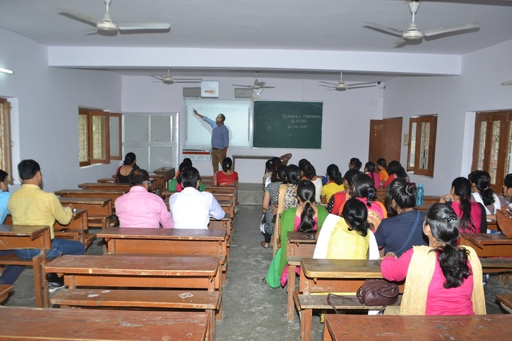 Sant Atulanand Residential Academy- Teachers Workshop