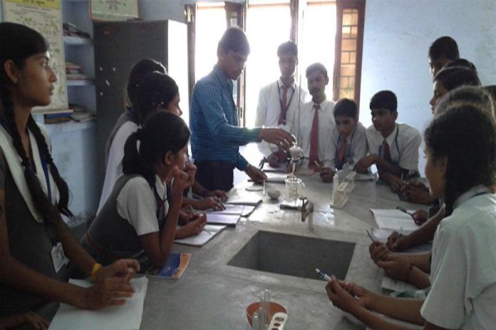 Sant Gurupad Sambhav Ram Academy-Chemistry Lab