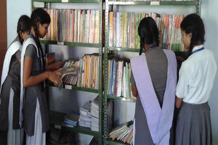 Sant Gurupad Sambhav Ram Academy-Library