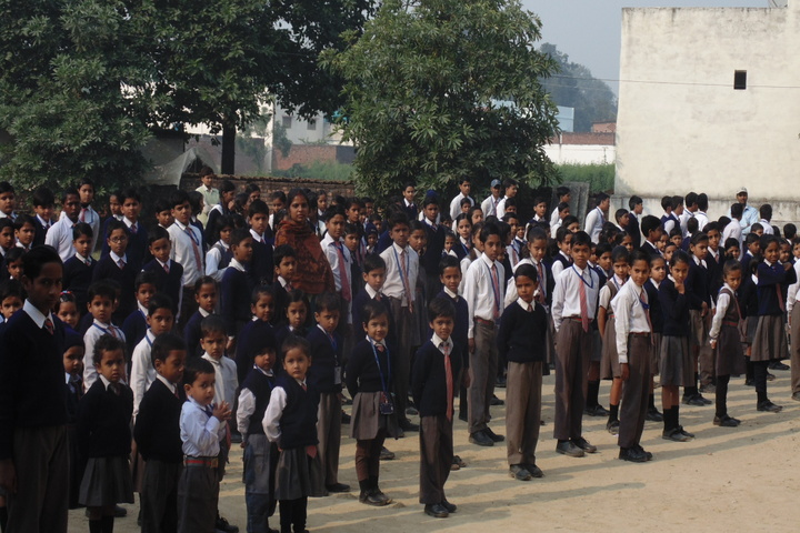 Sant Gurupad Sambhav Ram Academy- Assembly