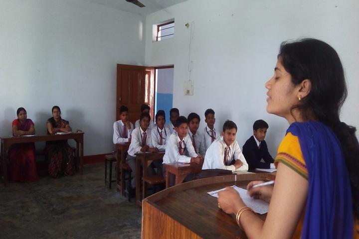 Sant Gurupad Sambhav Ram Academy- Classroom