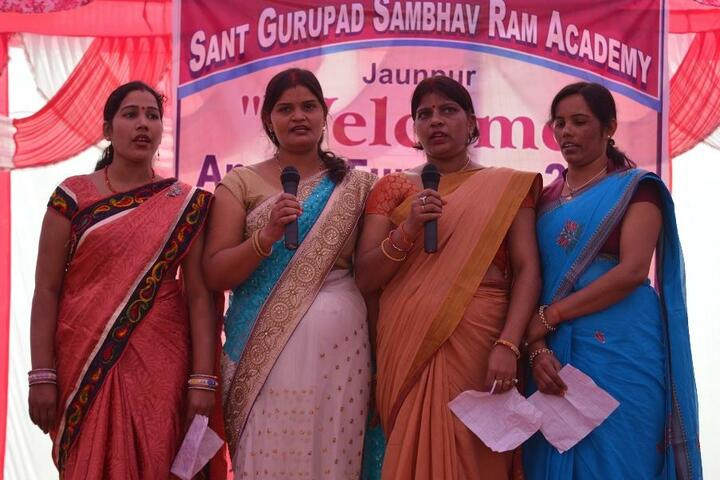 Sant Gurupad Sambhav Ram Academy- Singing