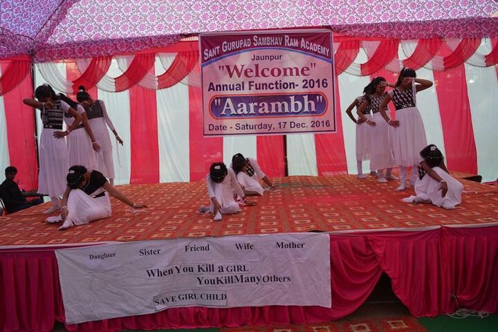 Sant Gurupad Sambhav Ram Academy- Dance