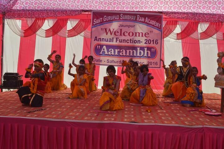 Sant Gurupad Sambhav Ram Academy- Event