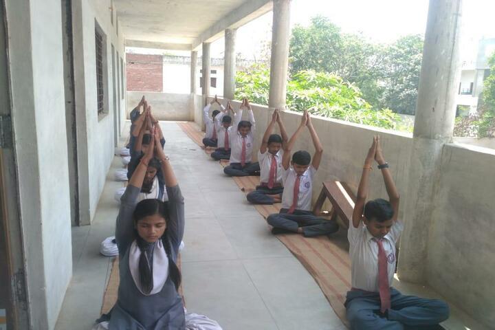 Sant Gurupad Sambhav Ram Academy- Yoga
