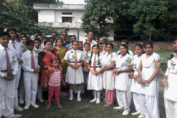 Sant Gurupad Sambhav Ram Academy-Earth day