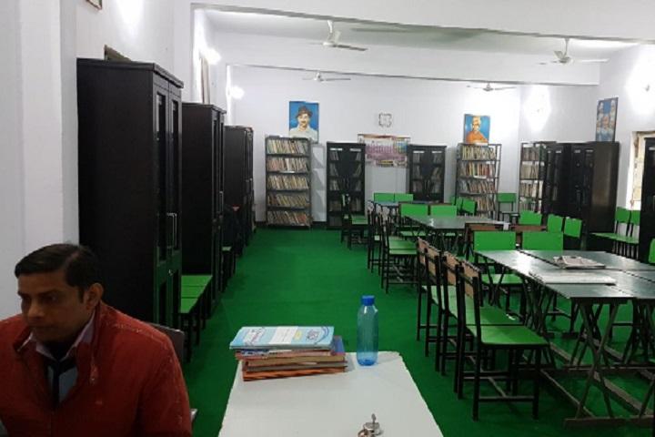 Sant Kamla Children Senior Secondary School-Library