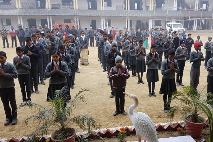 Sant Kamla Children Senior Secondary School-Morning Prayer