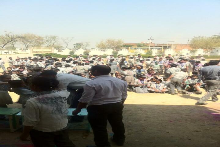 Sant Karshni Public School- Event