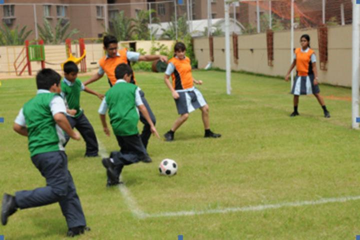 Sant Karshni Public School- Football