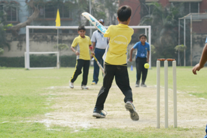 Sant Karshni Public School- Cricket