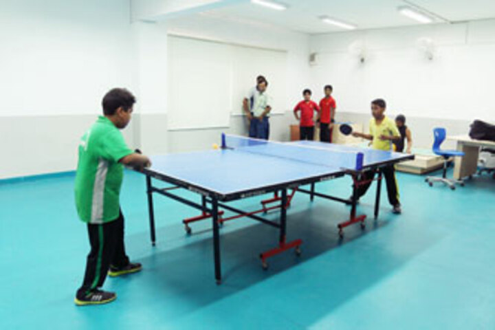 Sant Karshni Public School-Tabletennis
