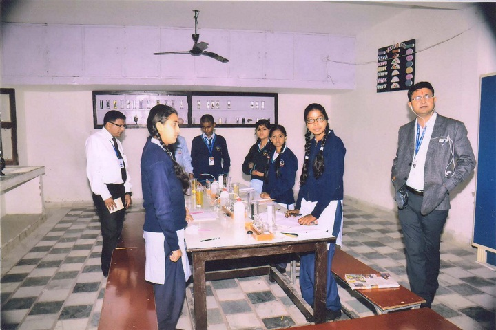 Sant Param Dayal Hr Secondary School-Biology Lab