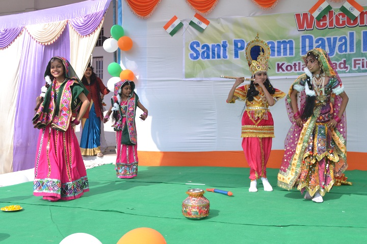 Sant Param Dayal Hr Secondary School-Cultural Events