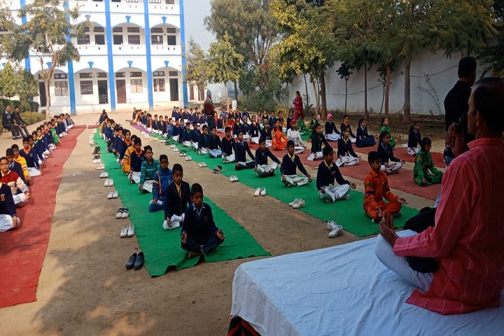 Sant Param Dayal Hr Secondary School-Meditation