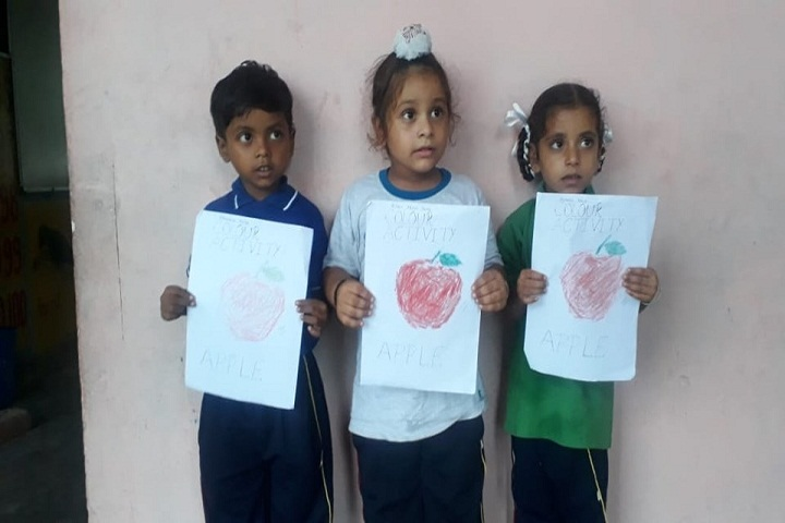 Sant Ranjeet Singh Memorial Academy-Activity