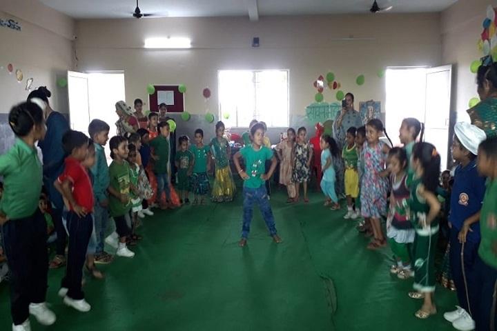 Sant Ranjeet Singh Memorial Academy- Activity