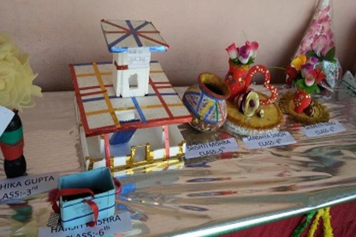 Sant Ranjeet Singh Memorial Academy- Art Exhibition