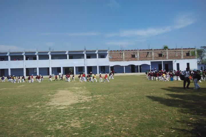 Sant Ranjeet Singh Memorial Academy- Playground