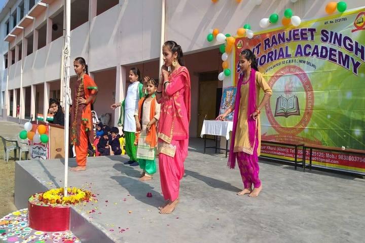Sant Ranjeet Singh Memorial Academy- Dance
