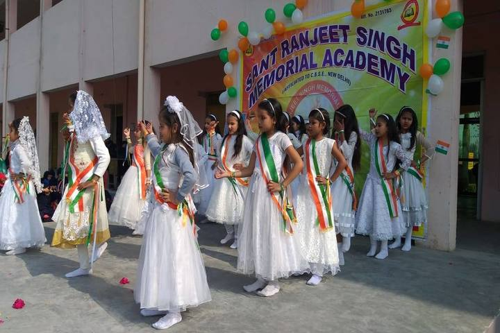 Sant Ranjeet Singh Memorial Academy- Republic Day