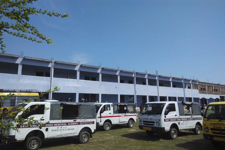 Sant Ranjeet Singh Memorial Academy- Transport