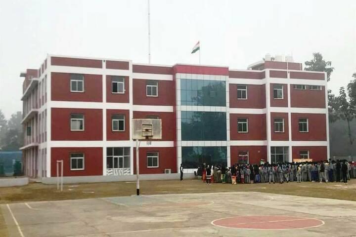 Santosh International School- School Building