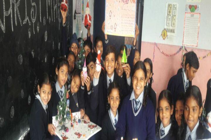 Government High School-Christmas Celebrations