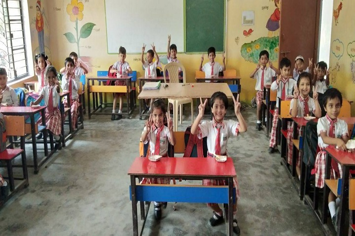 Sapien School-KG Classroom