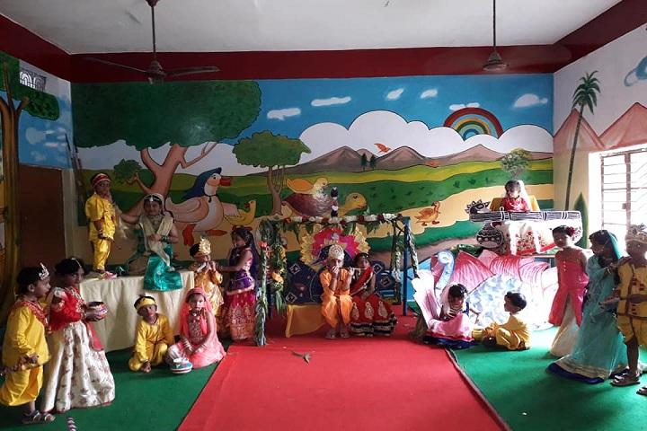 Sapien School-Krishnashtami Celebrations