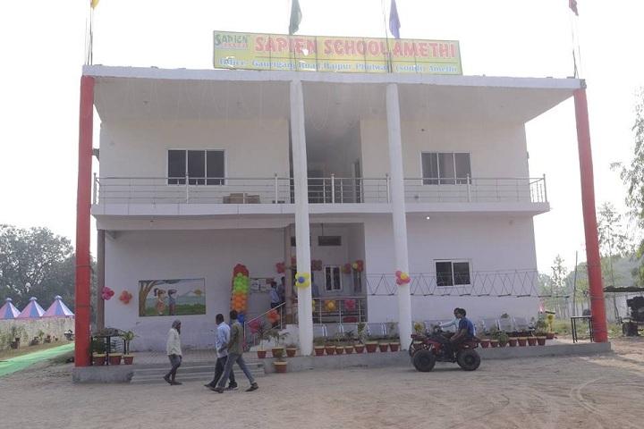 Sapien School-School Building