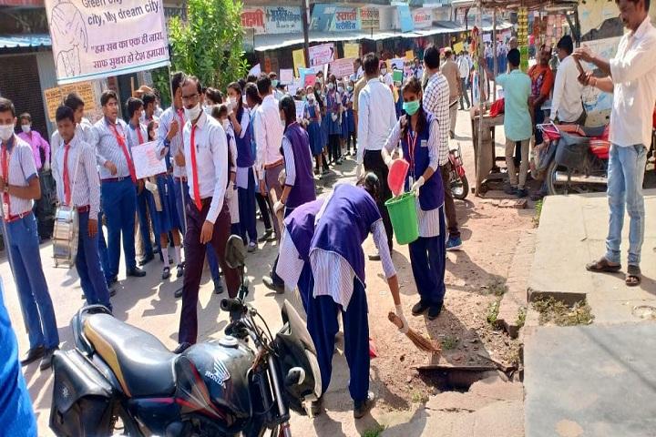 Sapien School-Swachh Bharat