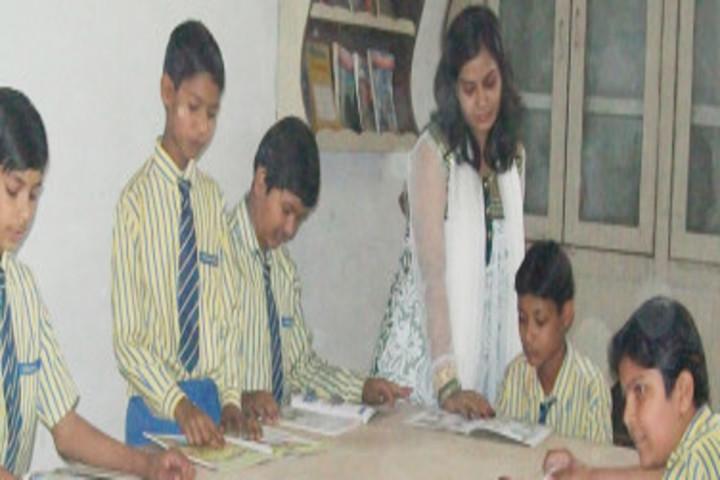 Sapna International Public School- Study Room