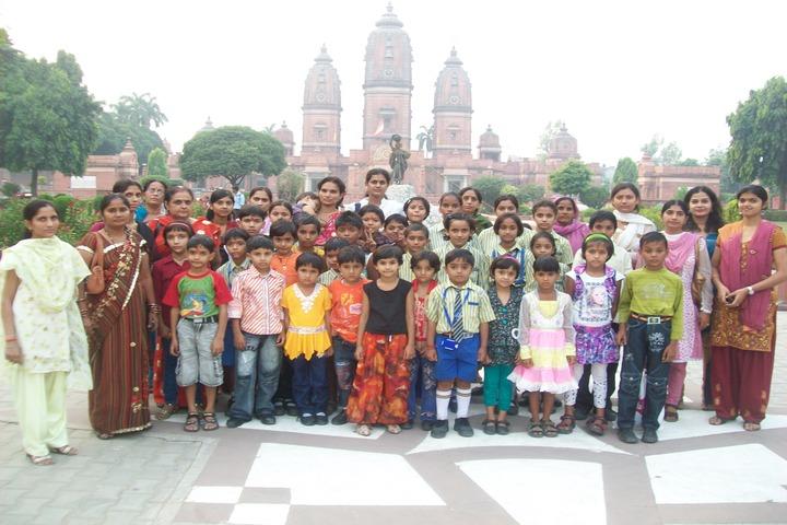 Sapna International Public School- Educational Tour