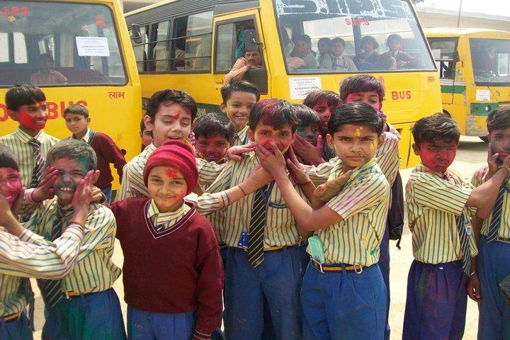 Sapna International Public School- Transport