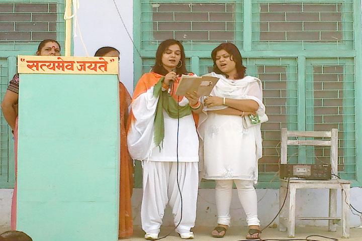 Sapna International Public School-Independence Day