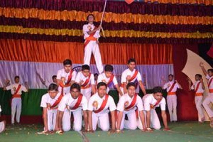 Saraswati Bal Mandir-Annual Day